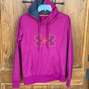 Women's Under Armour STORM Dri-Fit Hoodie size MED